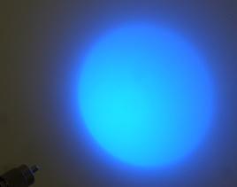 青色タイプ光源